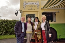 Opening launch of Once Upon a Bus 2014 - http://www.onceuponabus.com
